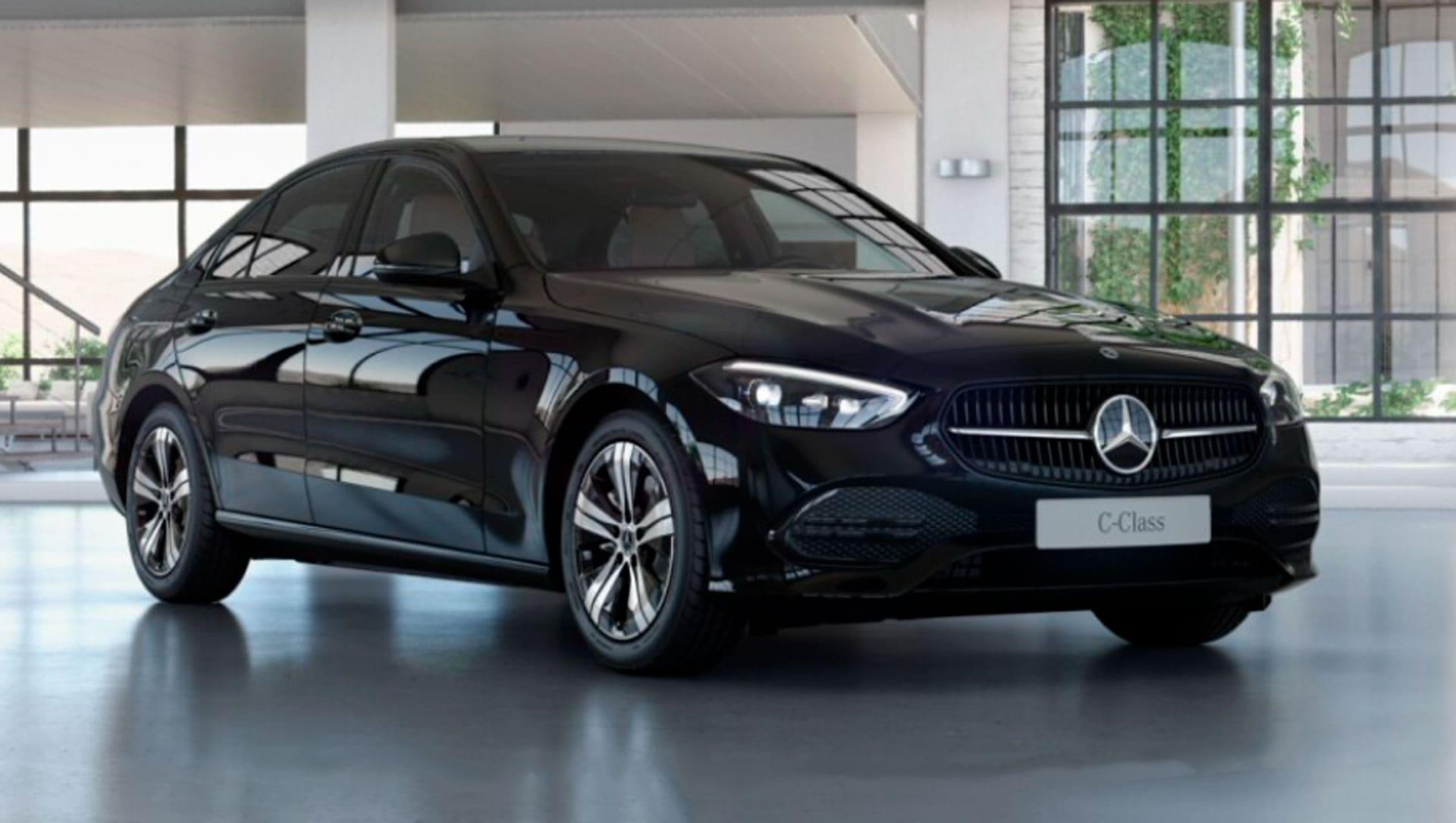 Mercedes-Benz C-Class 0152600005