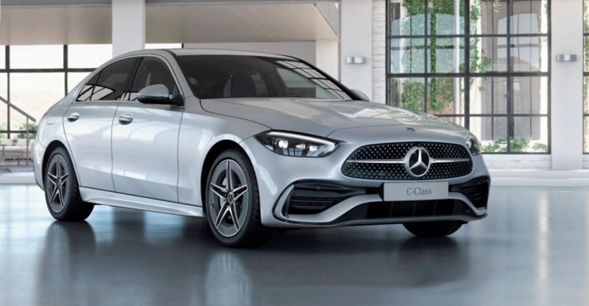 Mercedes-Benz C-Class 0152607017