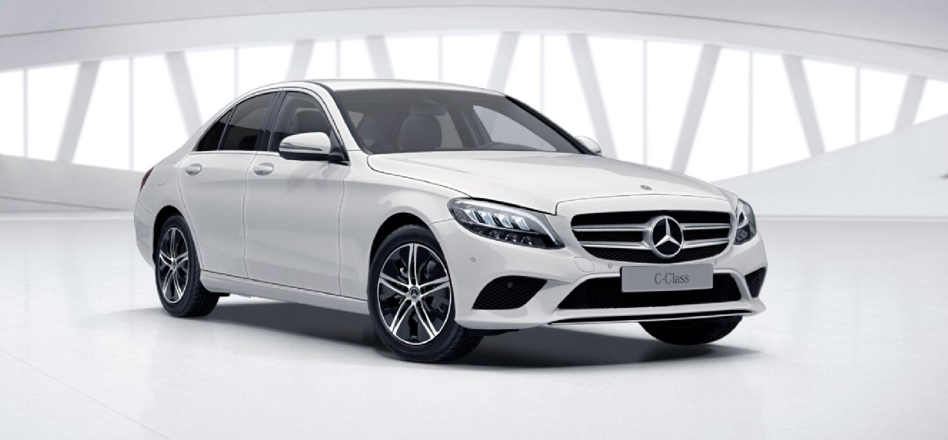 Mercedes-Benz C-Class Limousine   0952600106