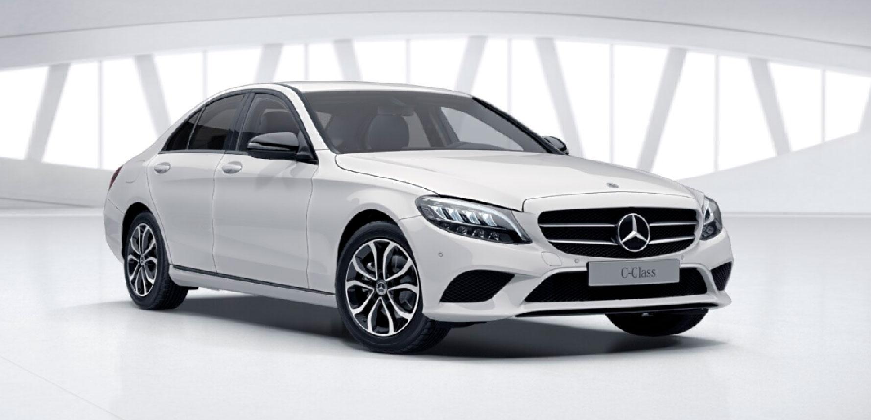 Mercedes-Benz C-Class Limousine 0952600112