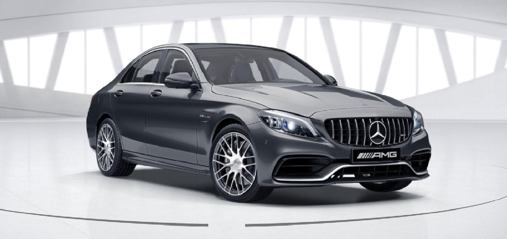 Mercedes-AMG C63 0952611170