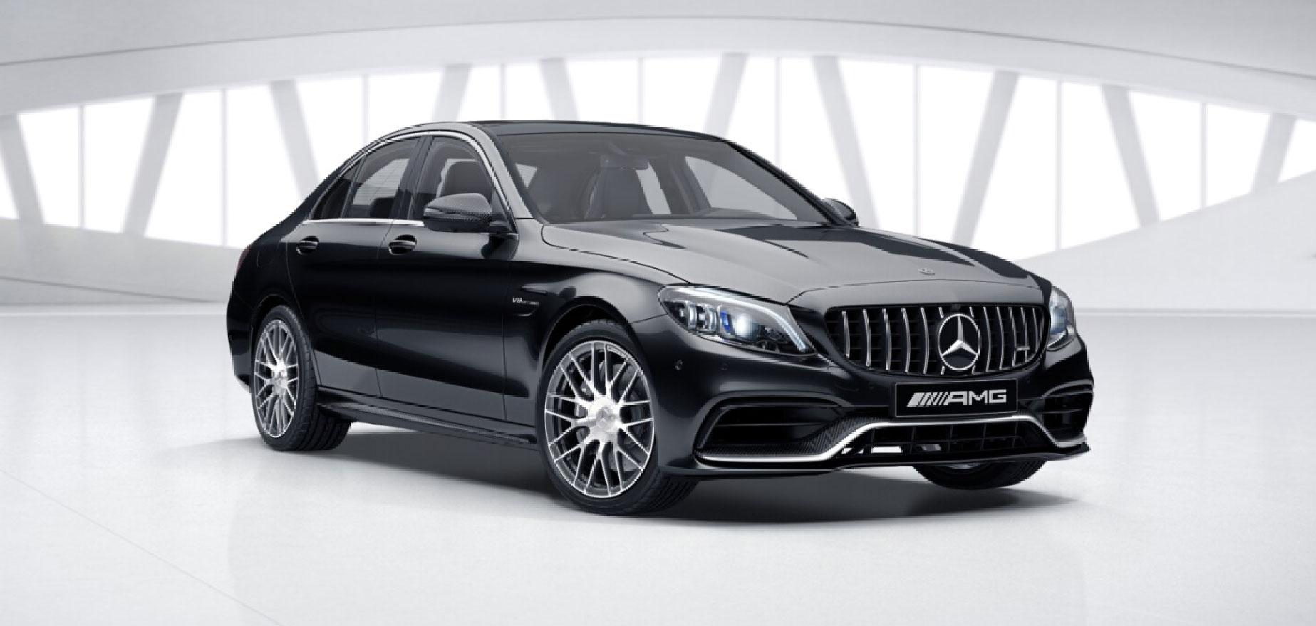 Mercedes-AMG C63 0952611180