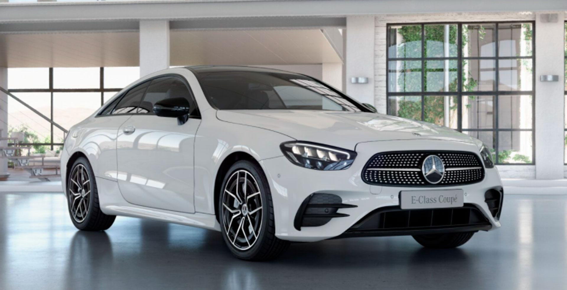 Mercedes-Benz E-Class Coupe 0152600183