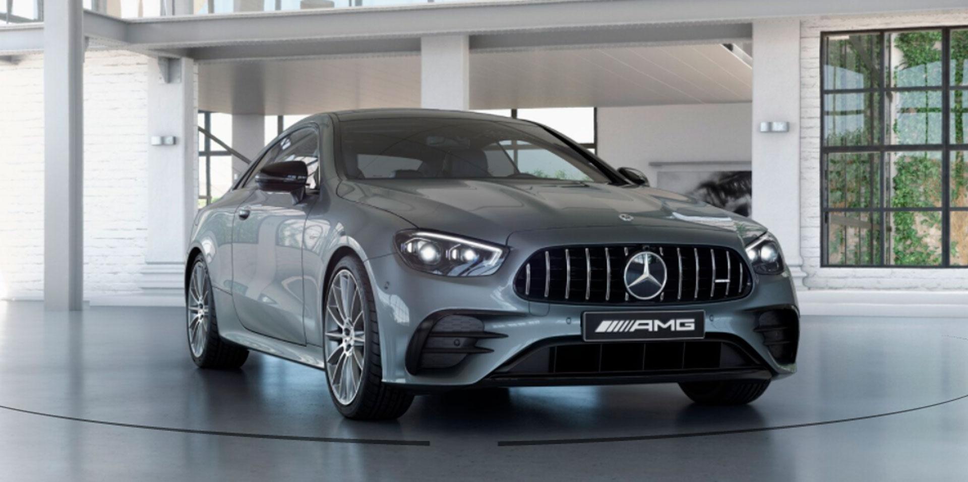 Mercedes-AMG E-Class Coupe 0152601172