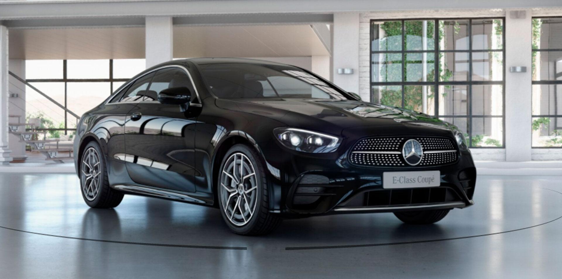 Mercedes-Benz E-Class Coupe 0152607047
