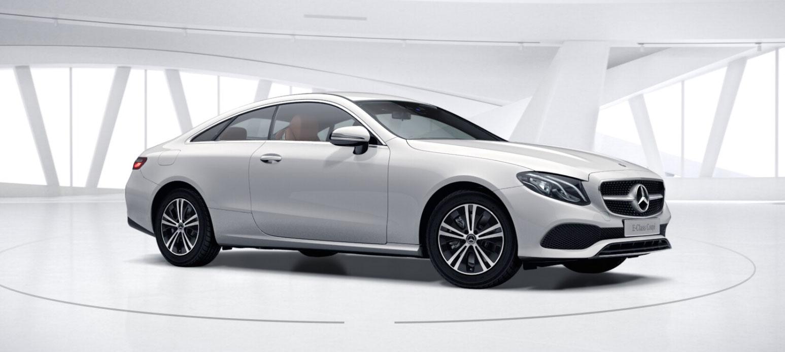 Mercedes-Benz E-Class Coupe 0852640147