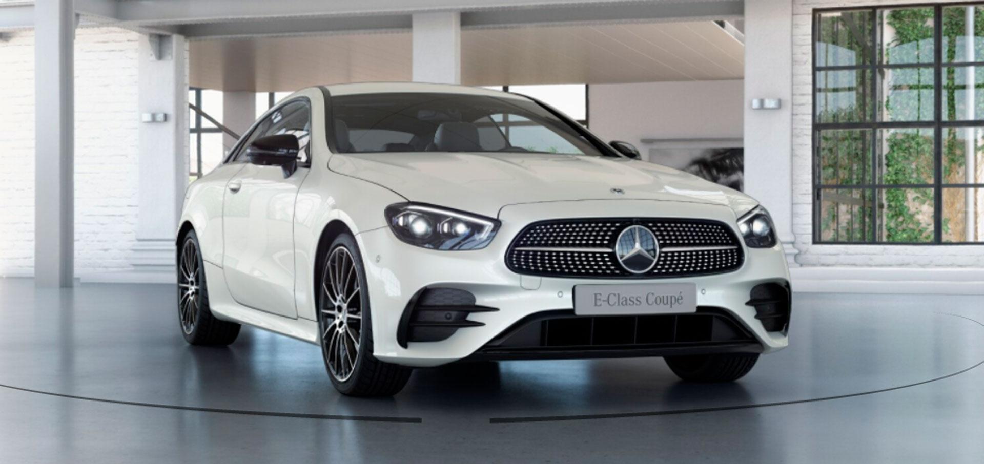 Mercedes-Benz E-Class Coupe 52614023