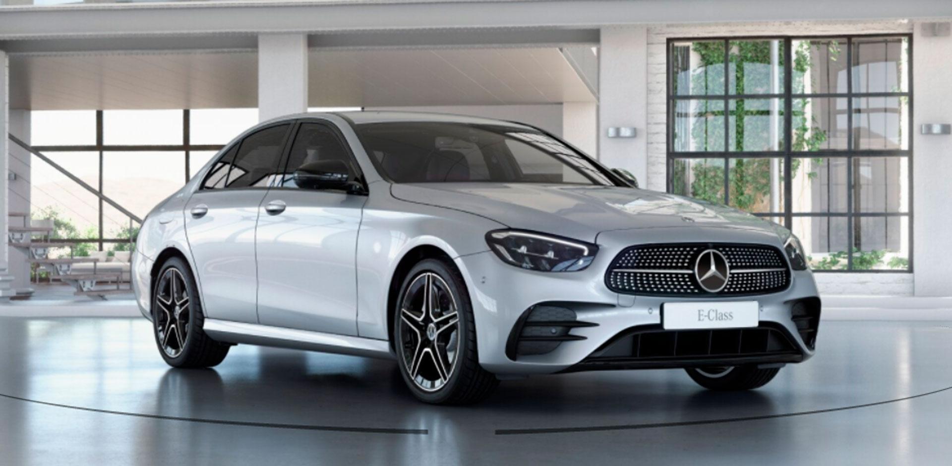 Mercedes-Benz E-Class Limousine 0152601369