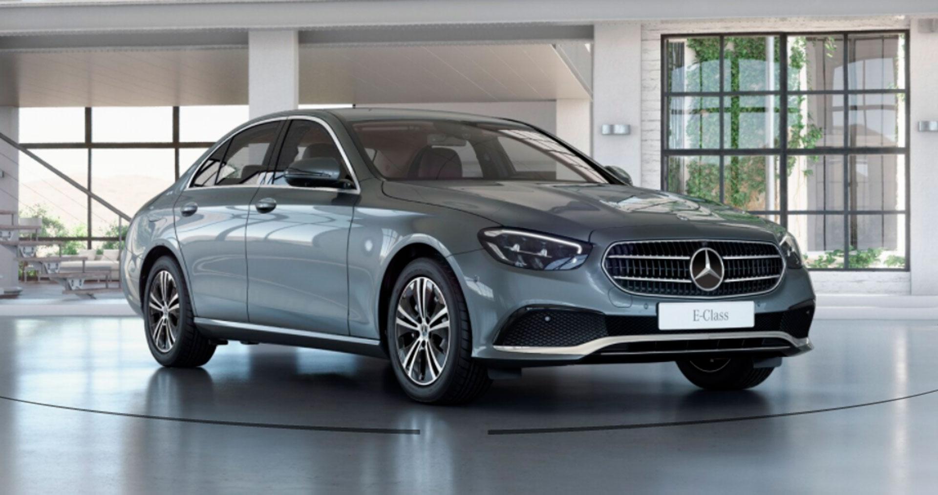 Mercedes-Benz E-Class Limousine 0152601371
