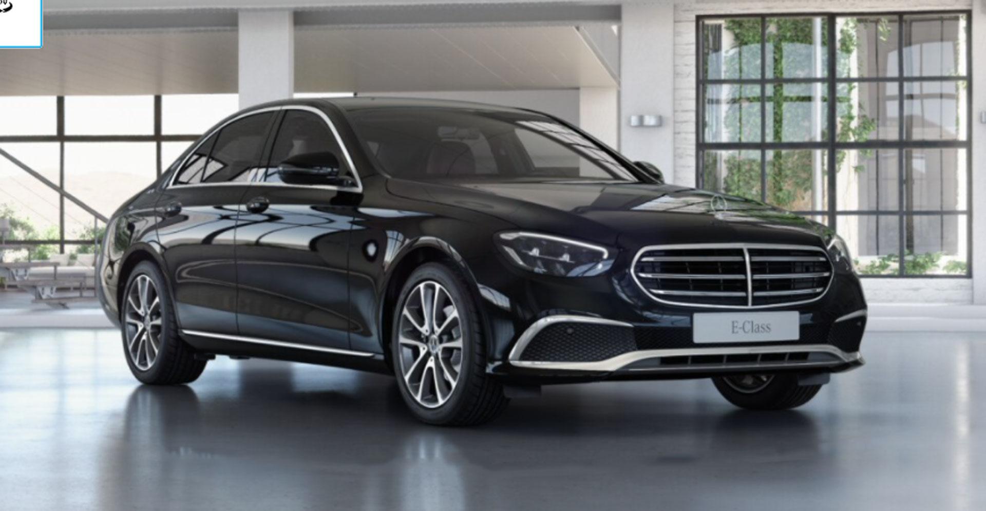 Mercedes-Benz E-Class Limousine 0152620165