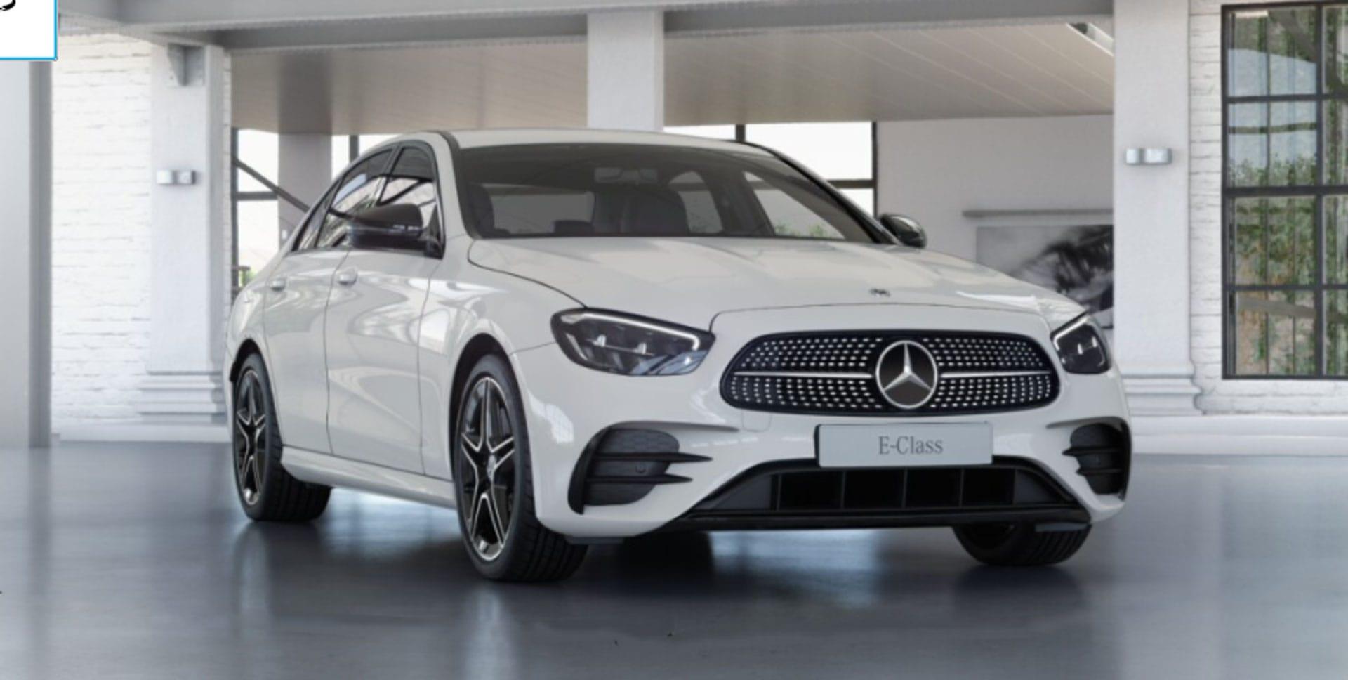 Mercedes-Benz E-Class Limousine 0152623132