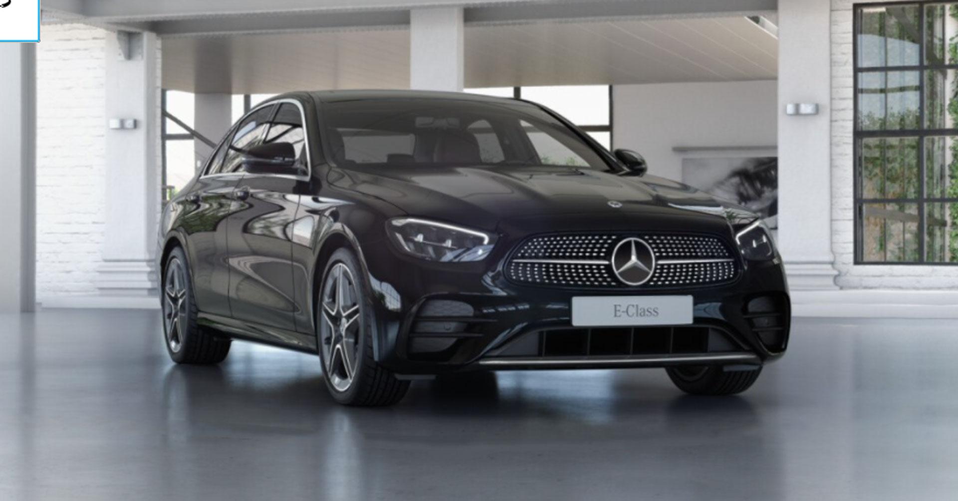 Mercedes-Benz E-Class Limousine 0152680053