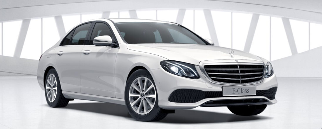 Mercedes-Benz E-Class Limousine 0952600445