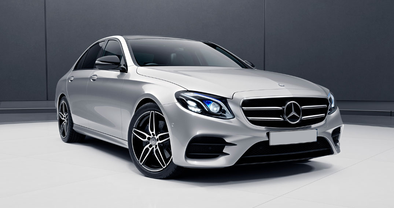 Mercedes-Benz E-Class Limousine 0952611409