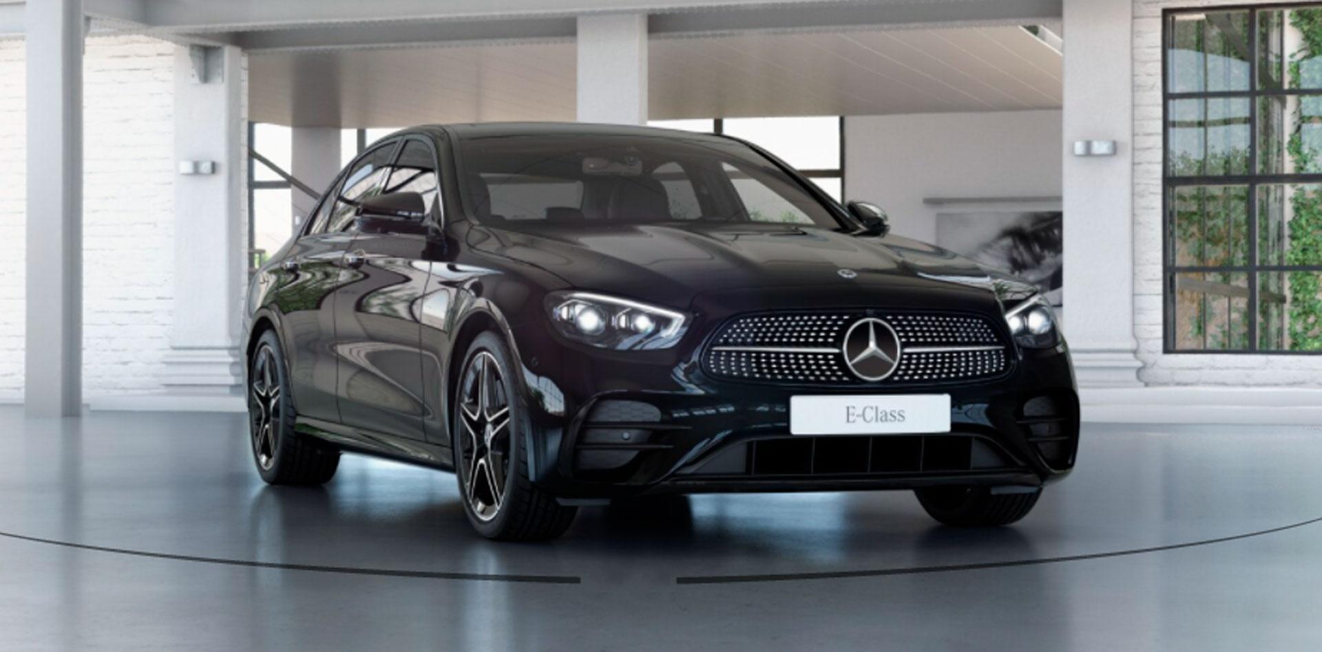 Mercedes-Benz E-Class Limousine 52601158