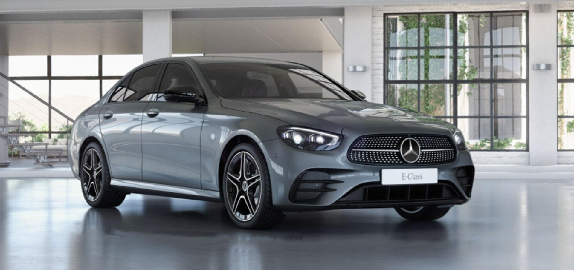 Mercedes-Benz E-Class Limousine 52606040