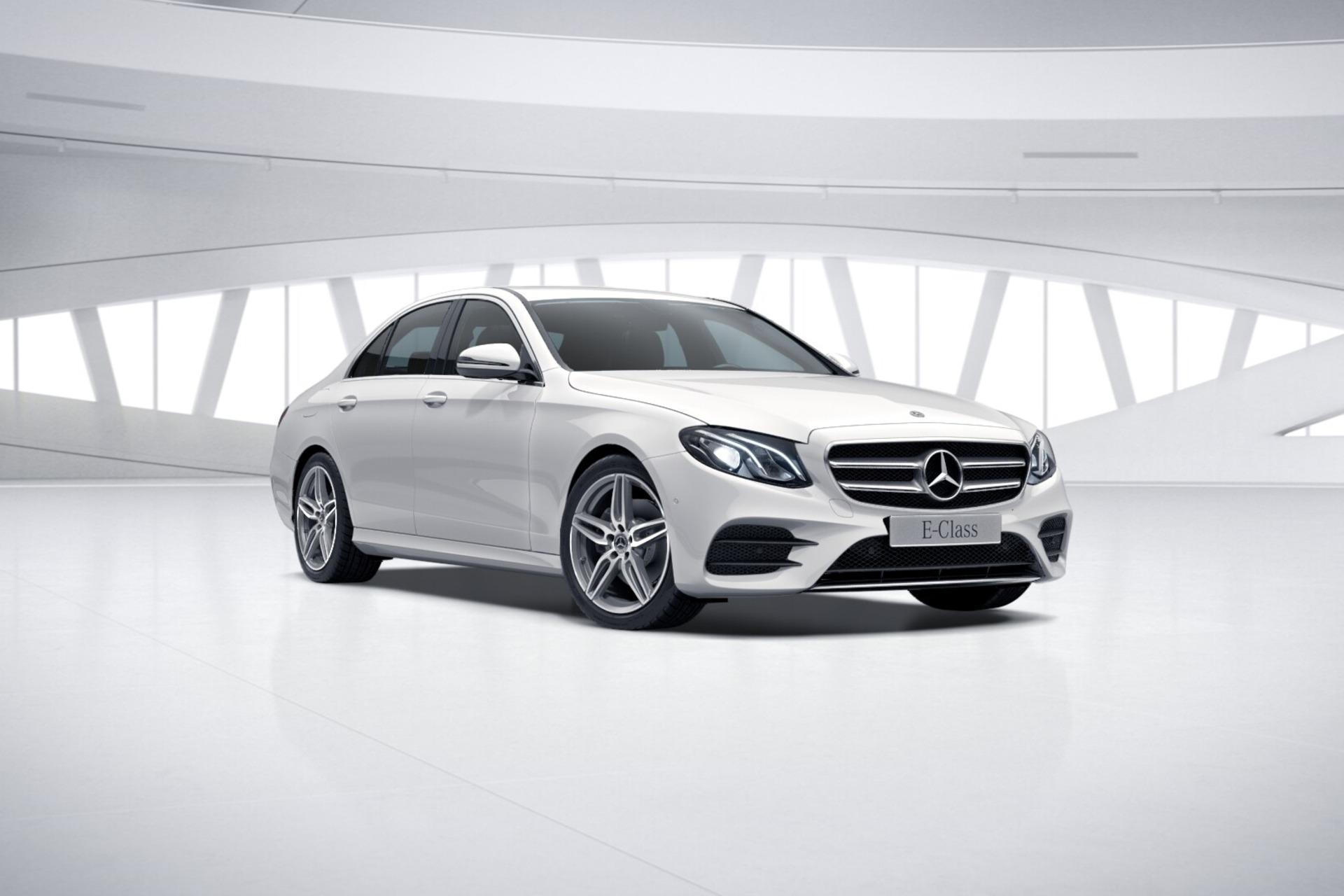 Mercedes-Benz E-Class Limousine 952611421