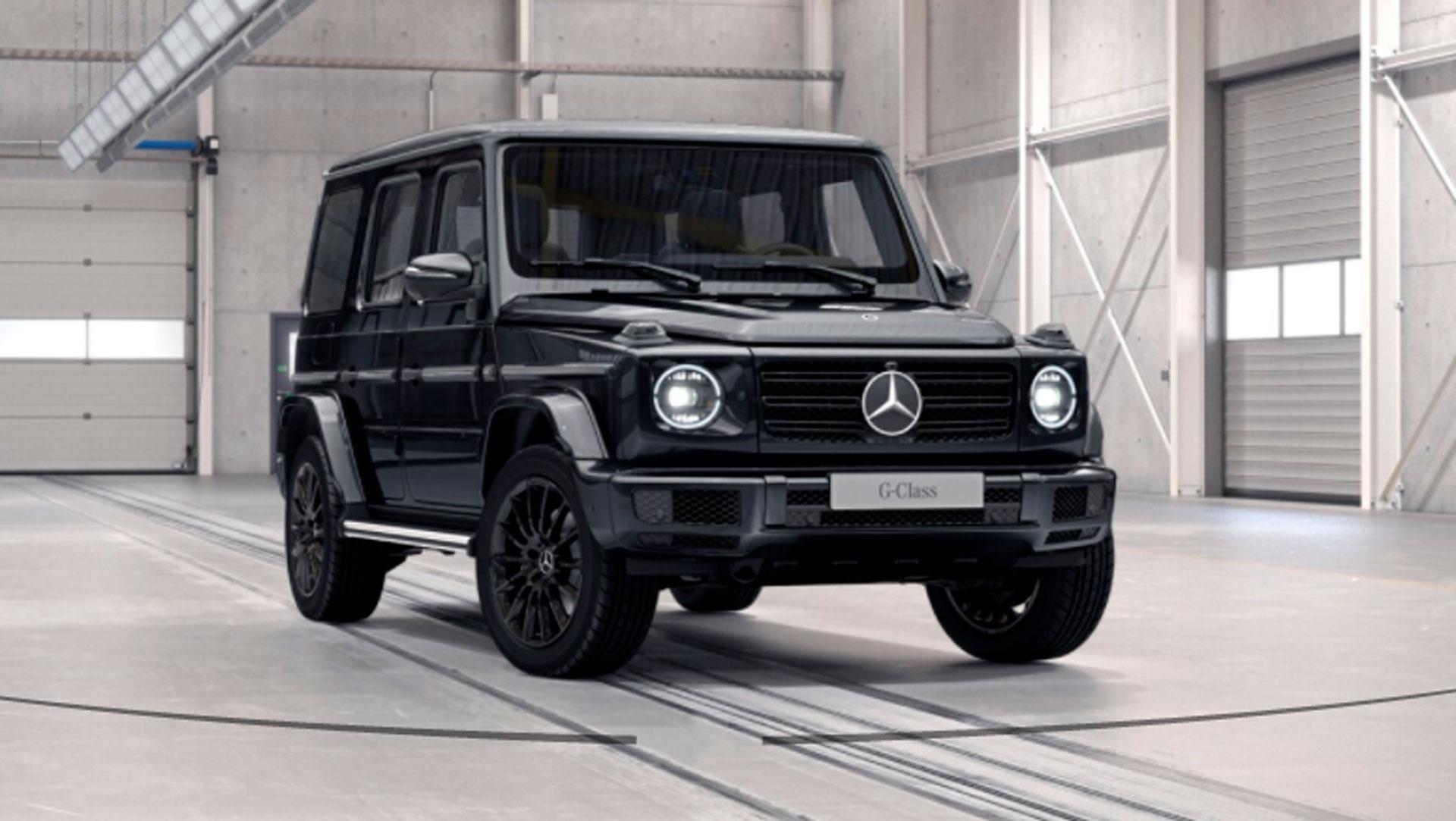 Mercedes-Benz G-Class 0052600346