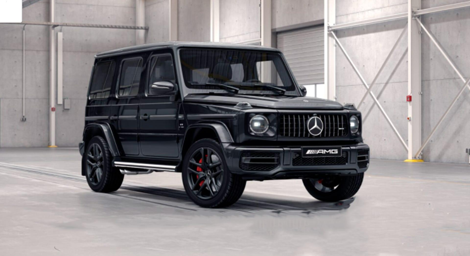 Mercedes-AMG G-Class 0152600699