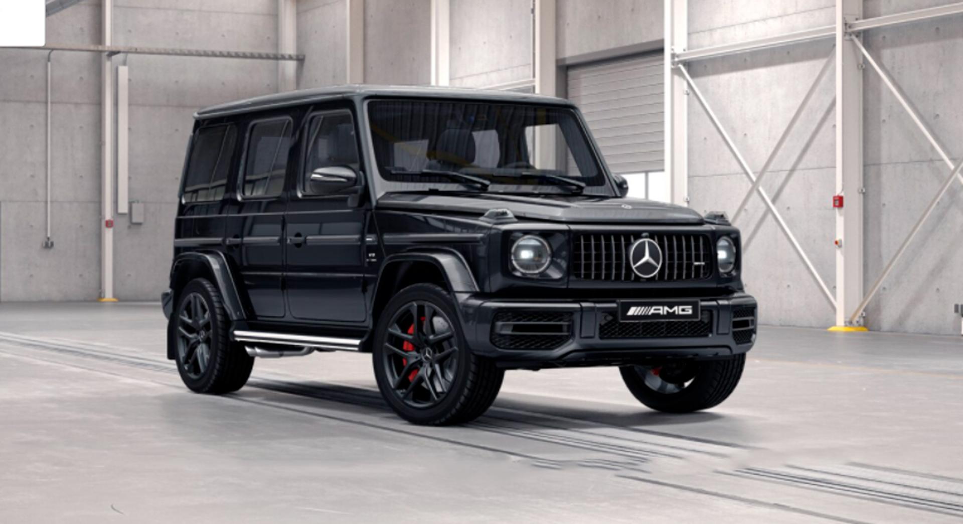 Mercedes-AMG G-Class 0152600700