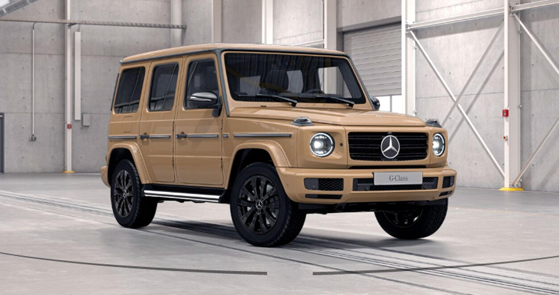 Mercedes-Benz G-Class 0152632033