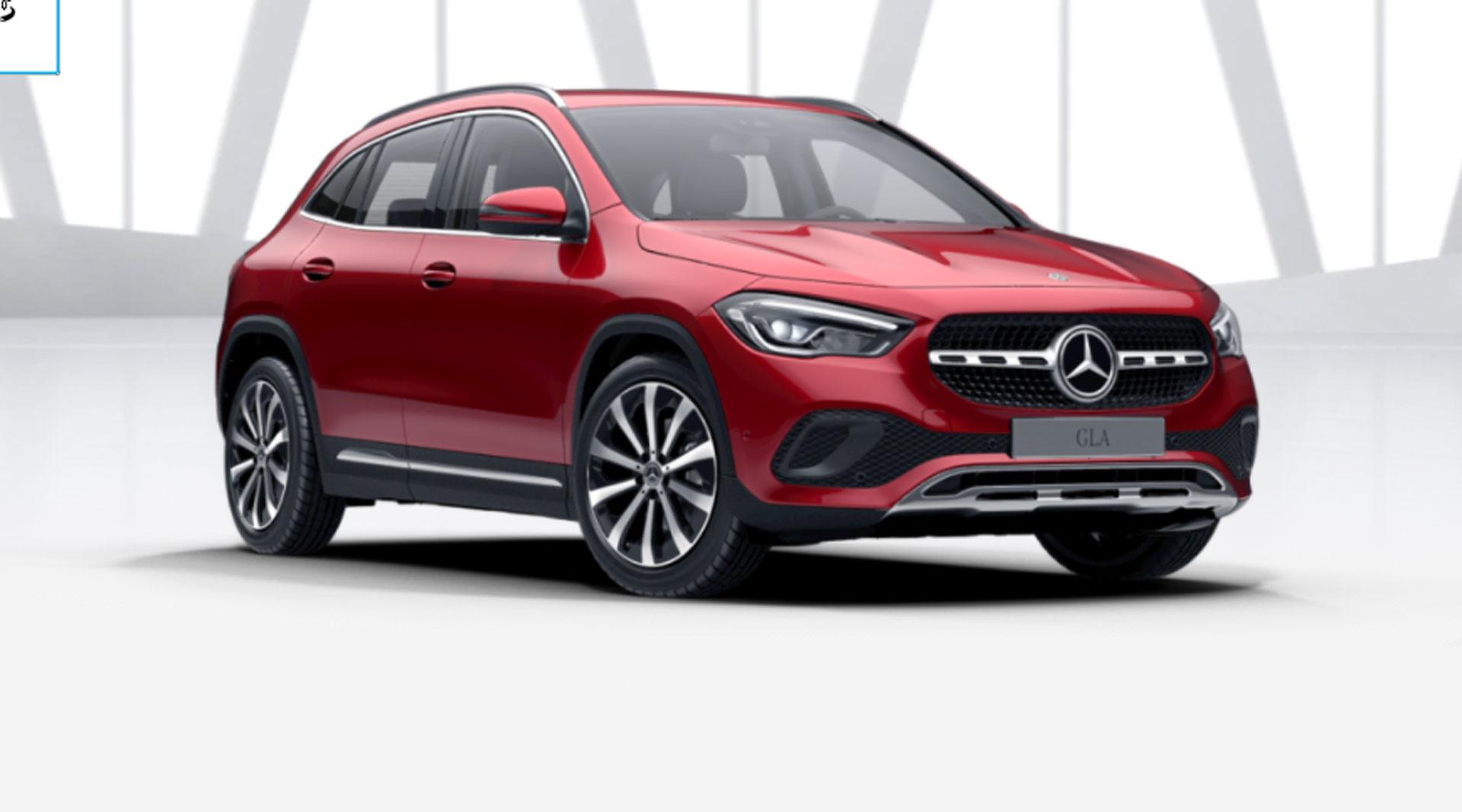 Mercedes-Benz GLA (Гибрид) 0152600287
