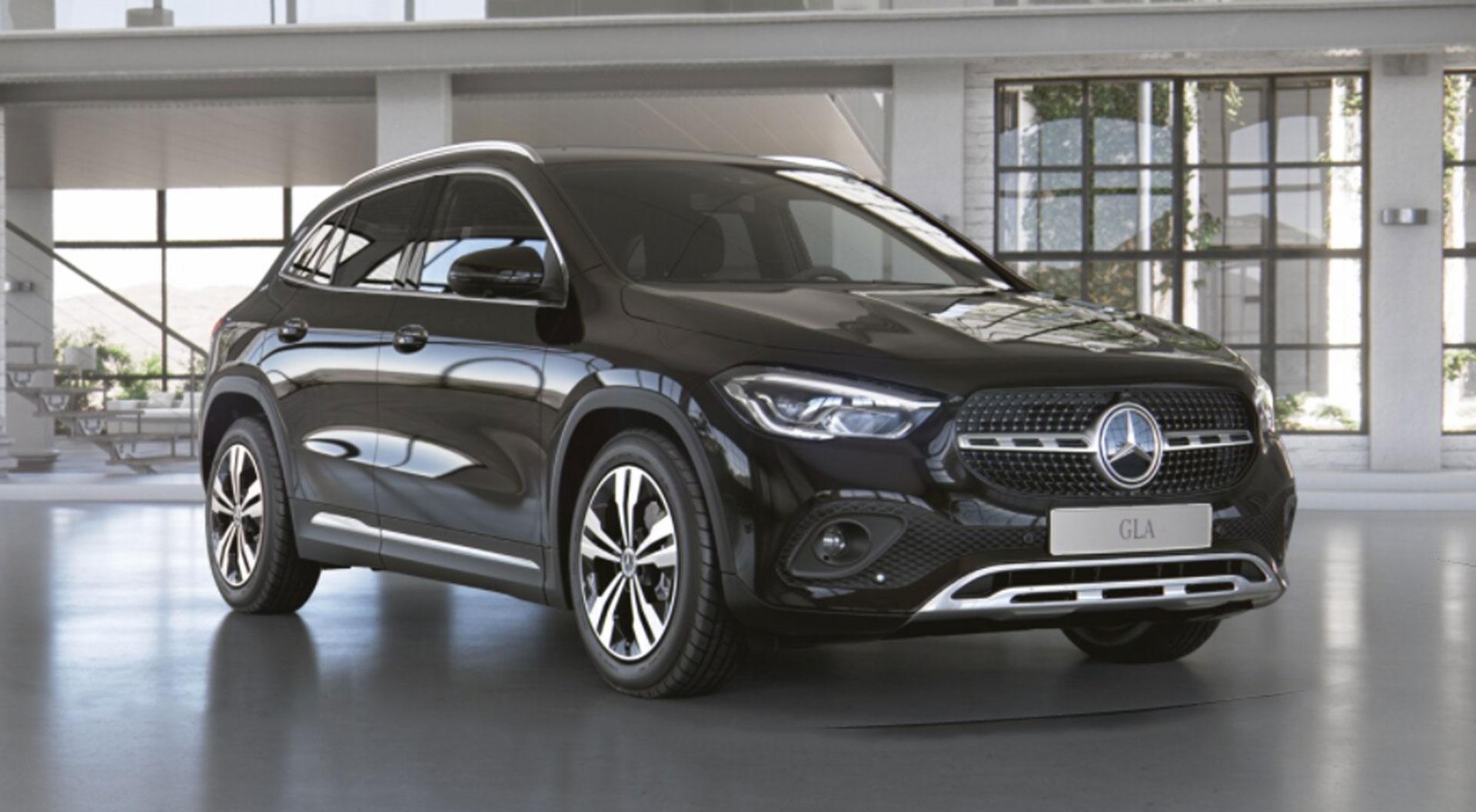 Mercedes-Benz GLA-Class 0152605102