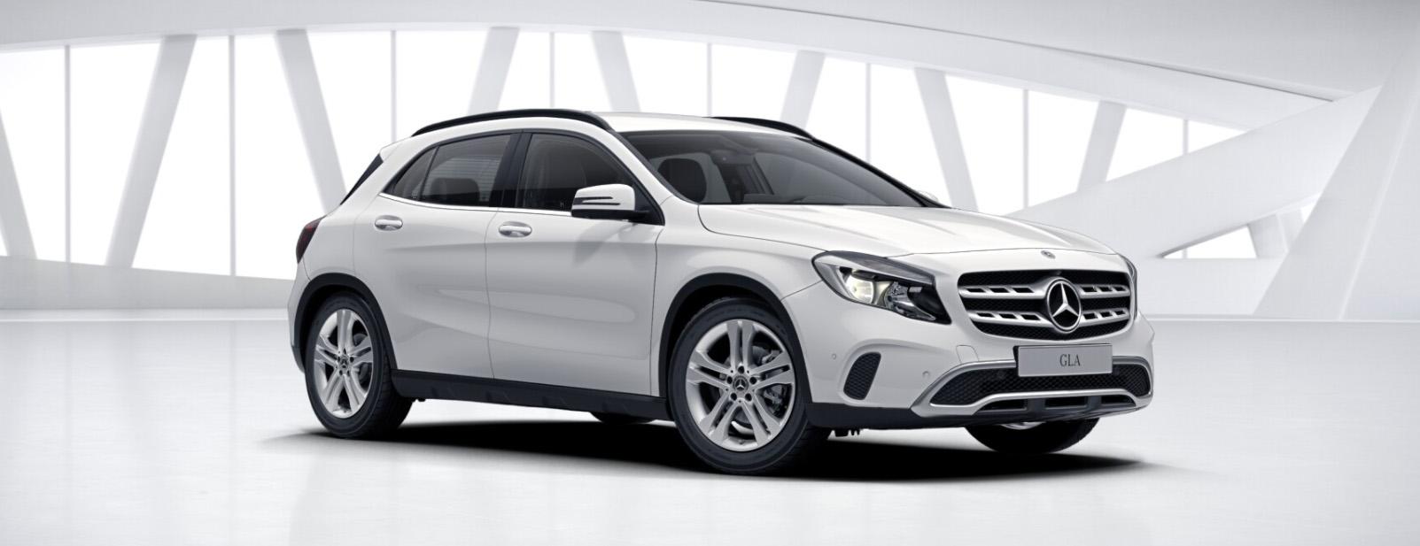 Mercedes-Benz GLA-Class 0852600136