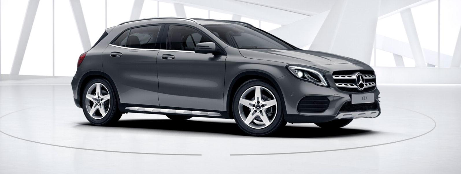Mercedes-Benz GLA-Class 0852600796