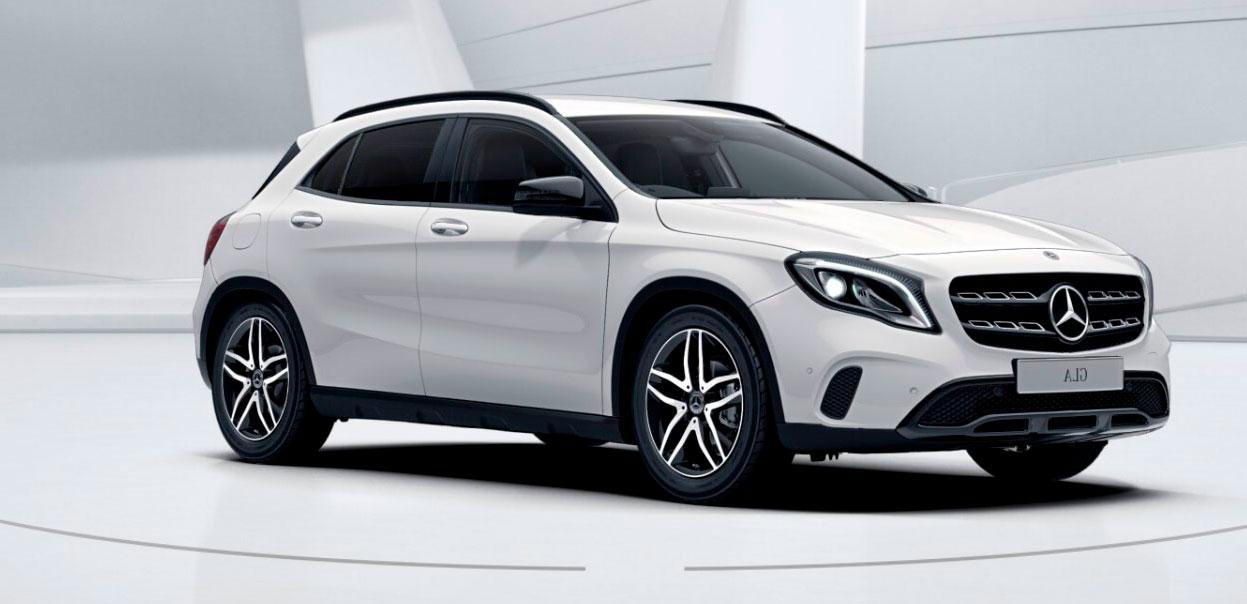 Mercedes-Benz GLA-Class 0852640212
