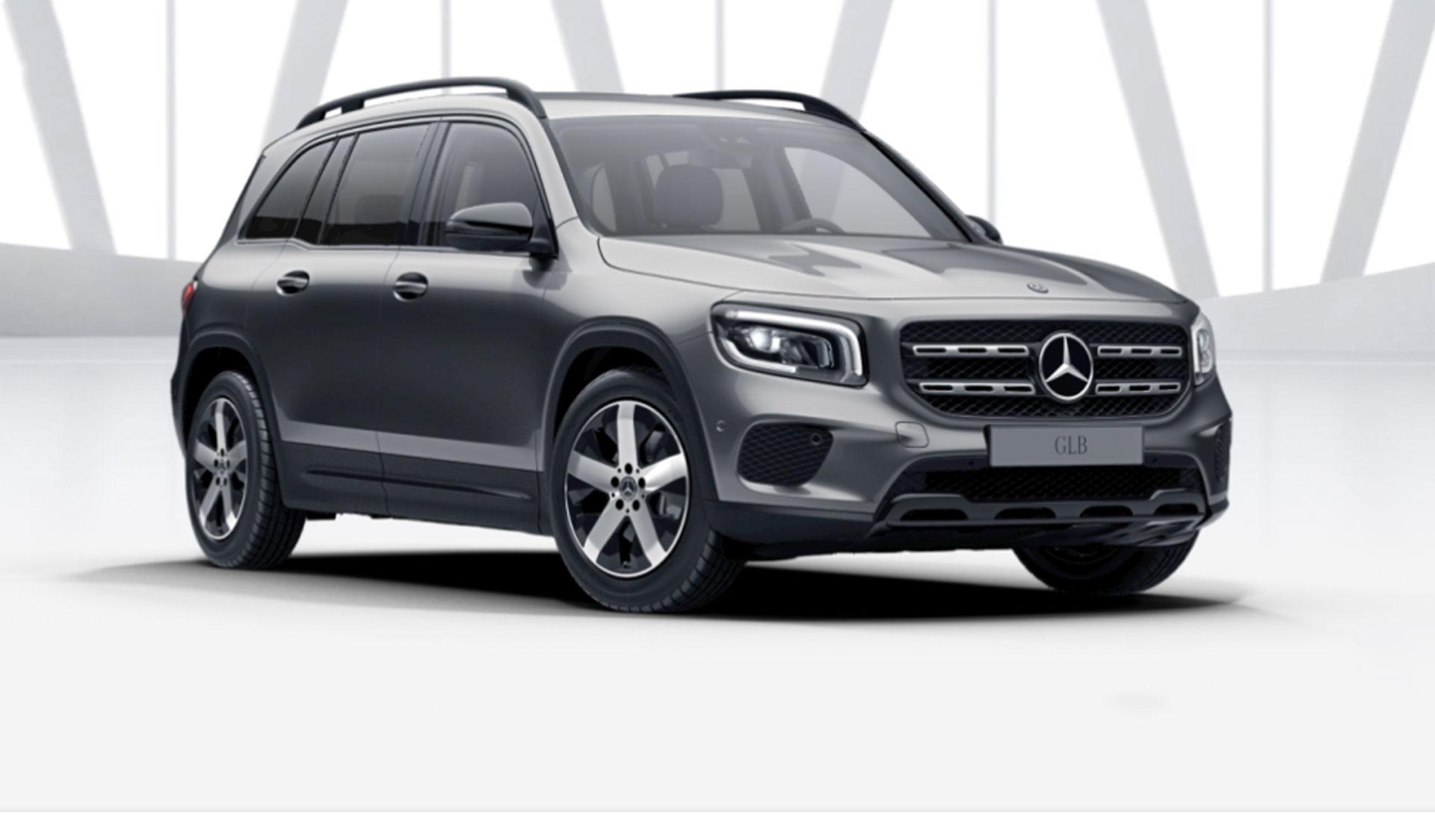 Новий Mercedes-Benz GLB-Class 0152600437