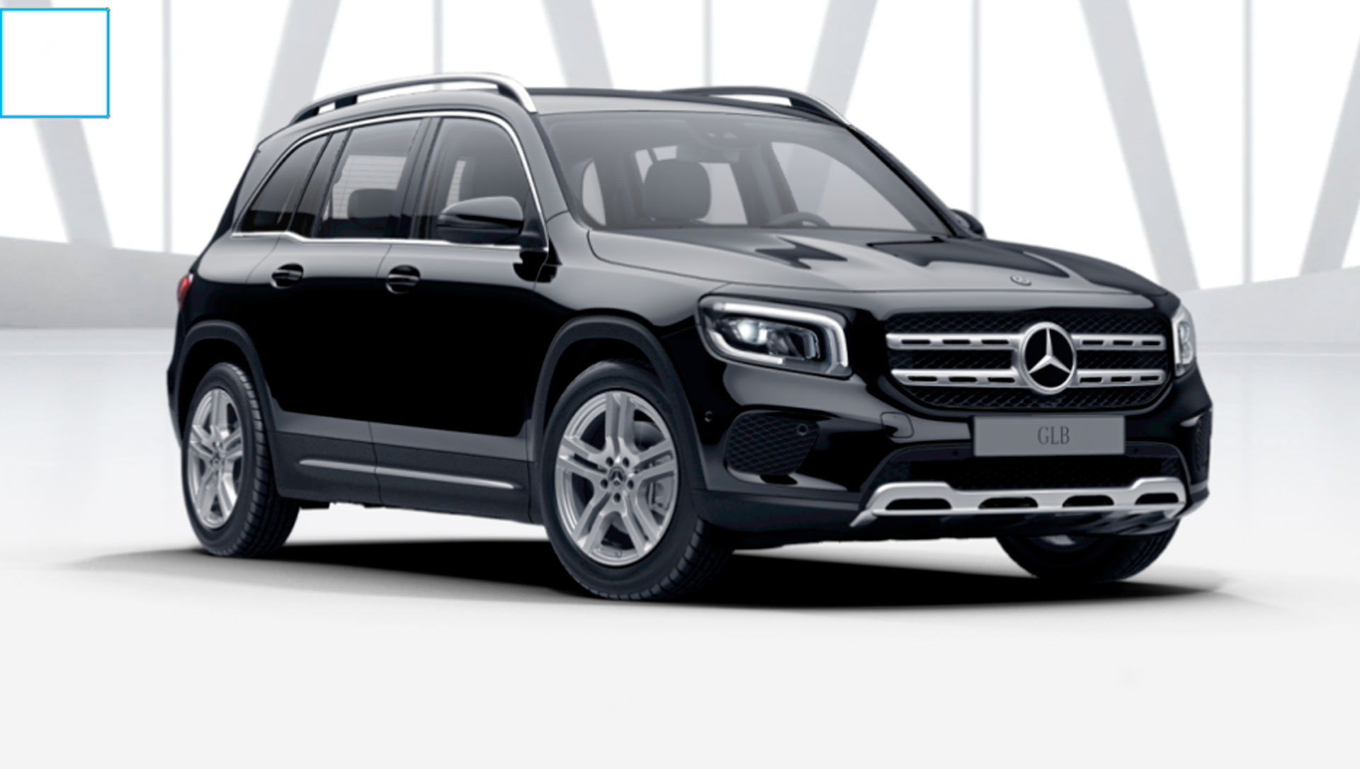 Новий Mercedes-Benz GLB-Class 0152620230
