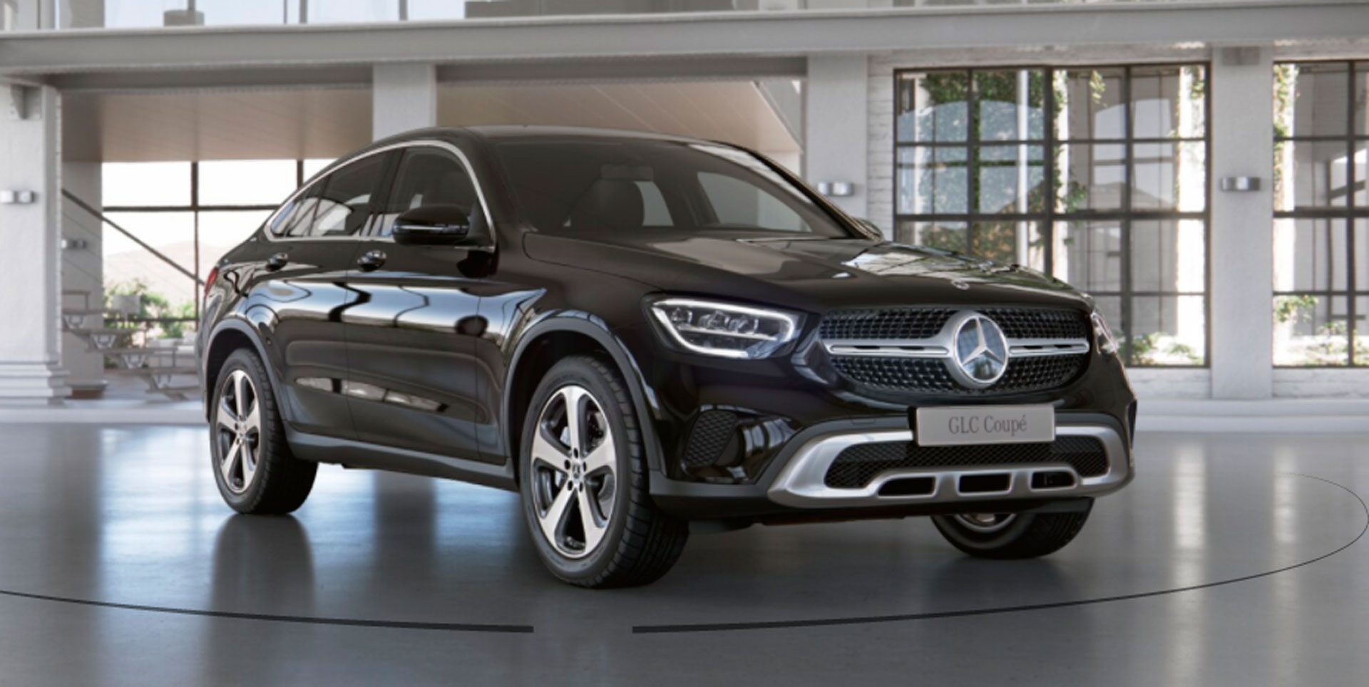 Mercedes-Benz GLC Coupe 0052600367