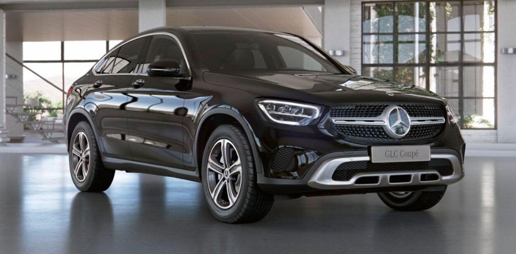 Mercedes-Benz GLC Coupe 0052680017