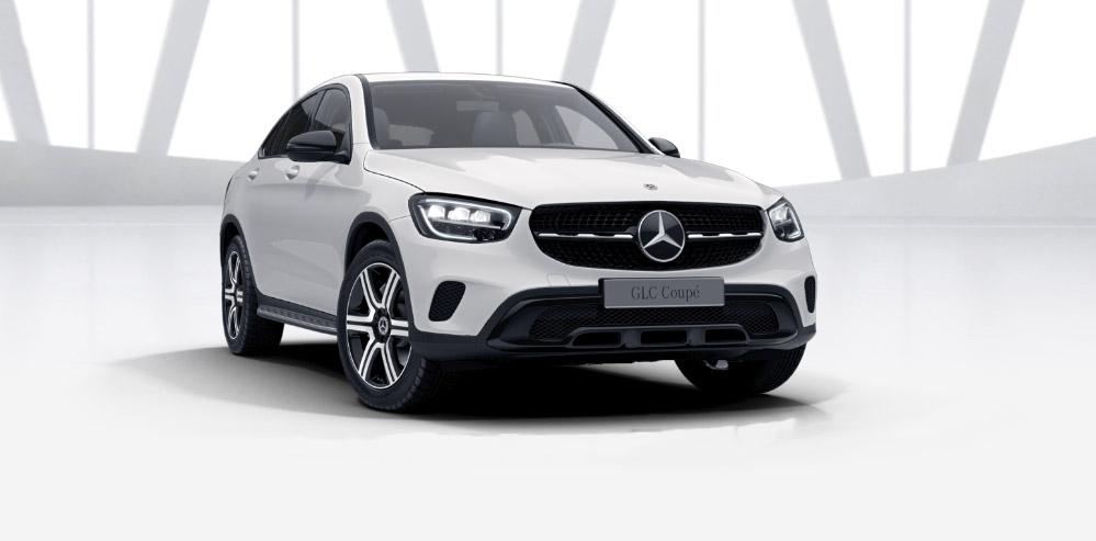 Mercedes-Benz GLC Coupe 0152601360