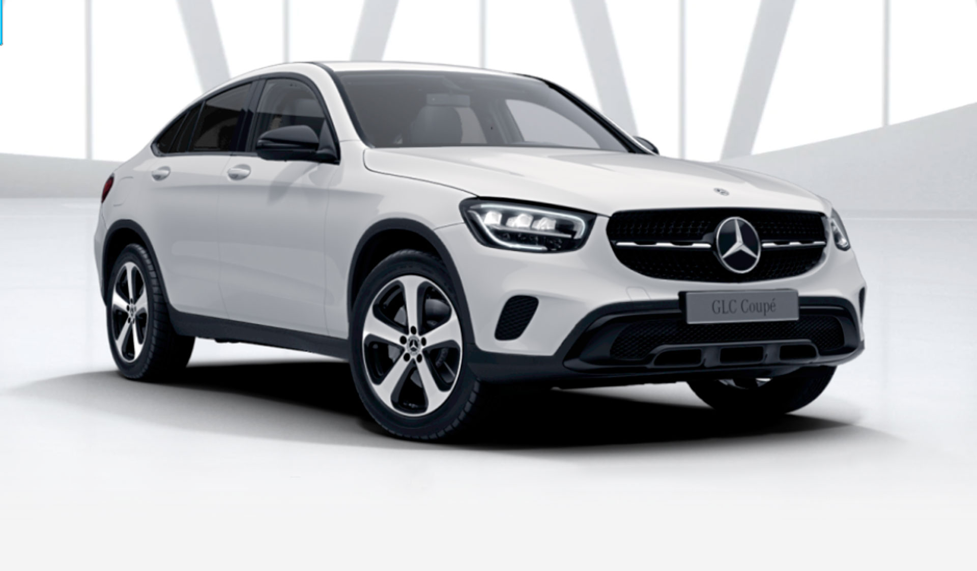 Mercedes-Benz GLC Coupe  0152601524