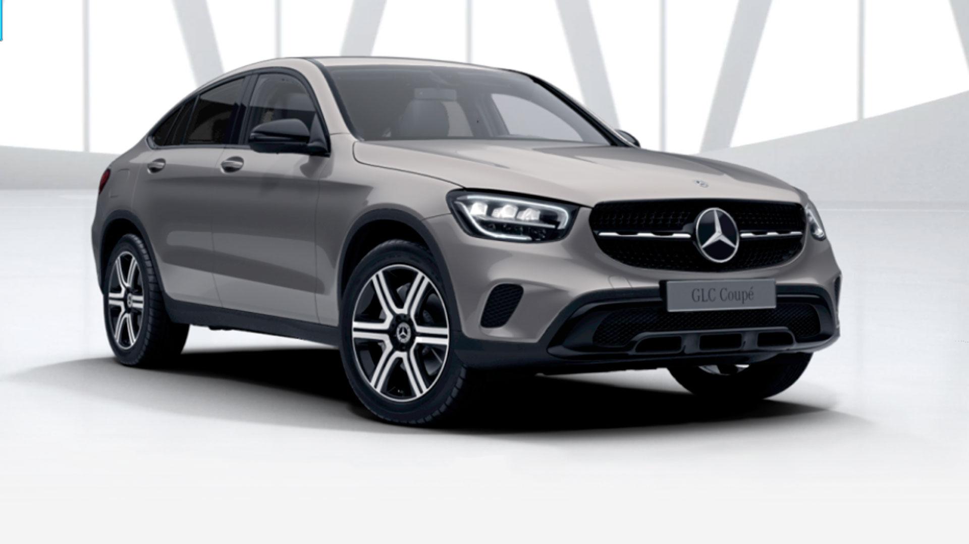 Mercedes-Benz GLC Coupe  0152601525
