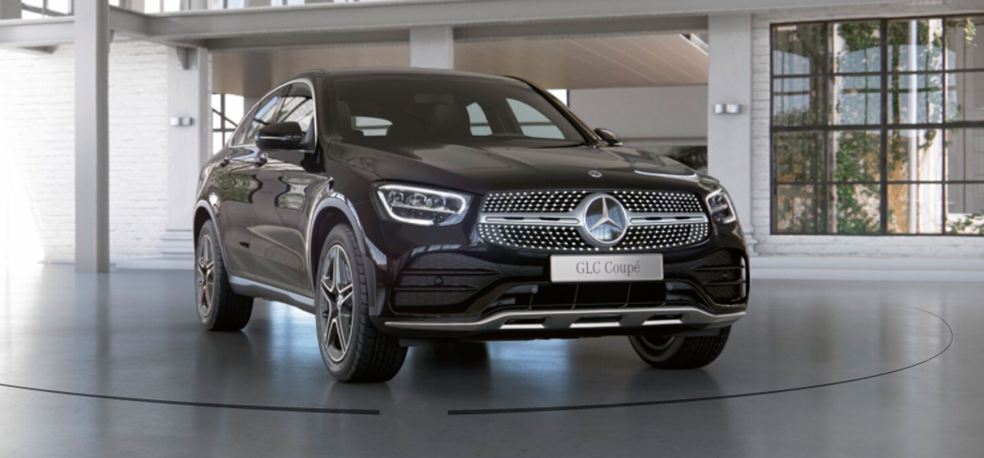 Mercedes-Benz GLC Coupe 0152607053