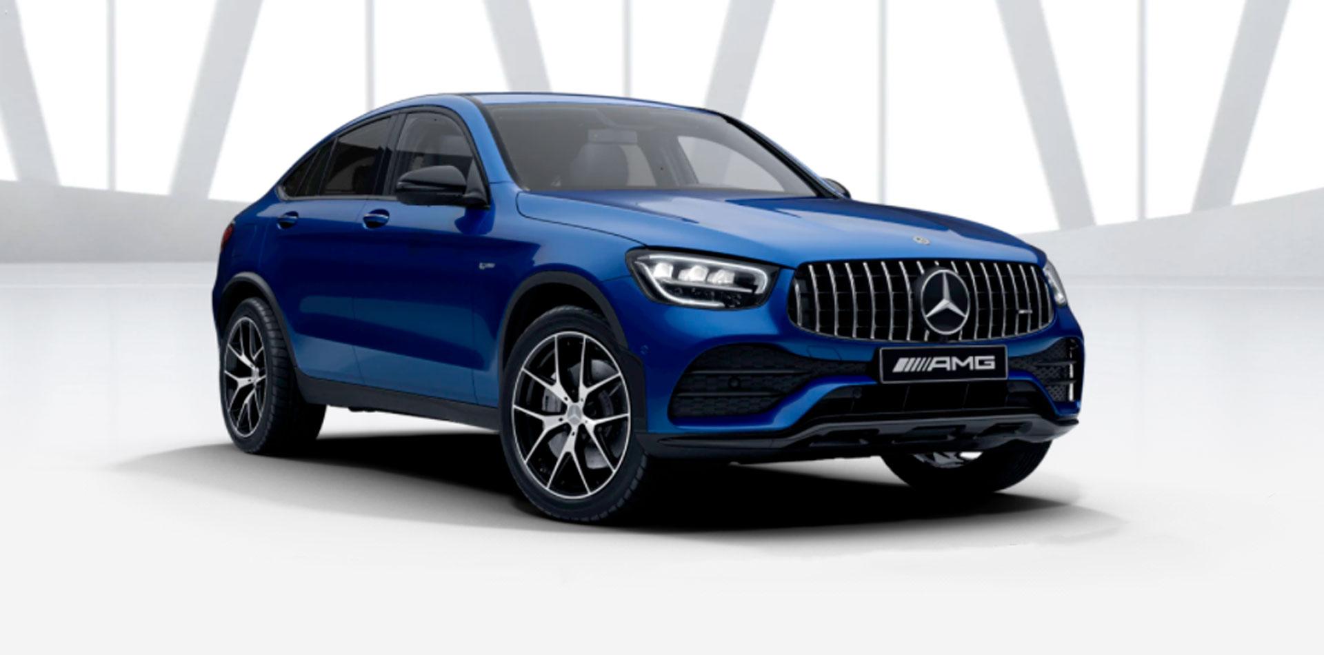 Mercedes-Benz GLC Coupe 0152620172