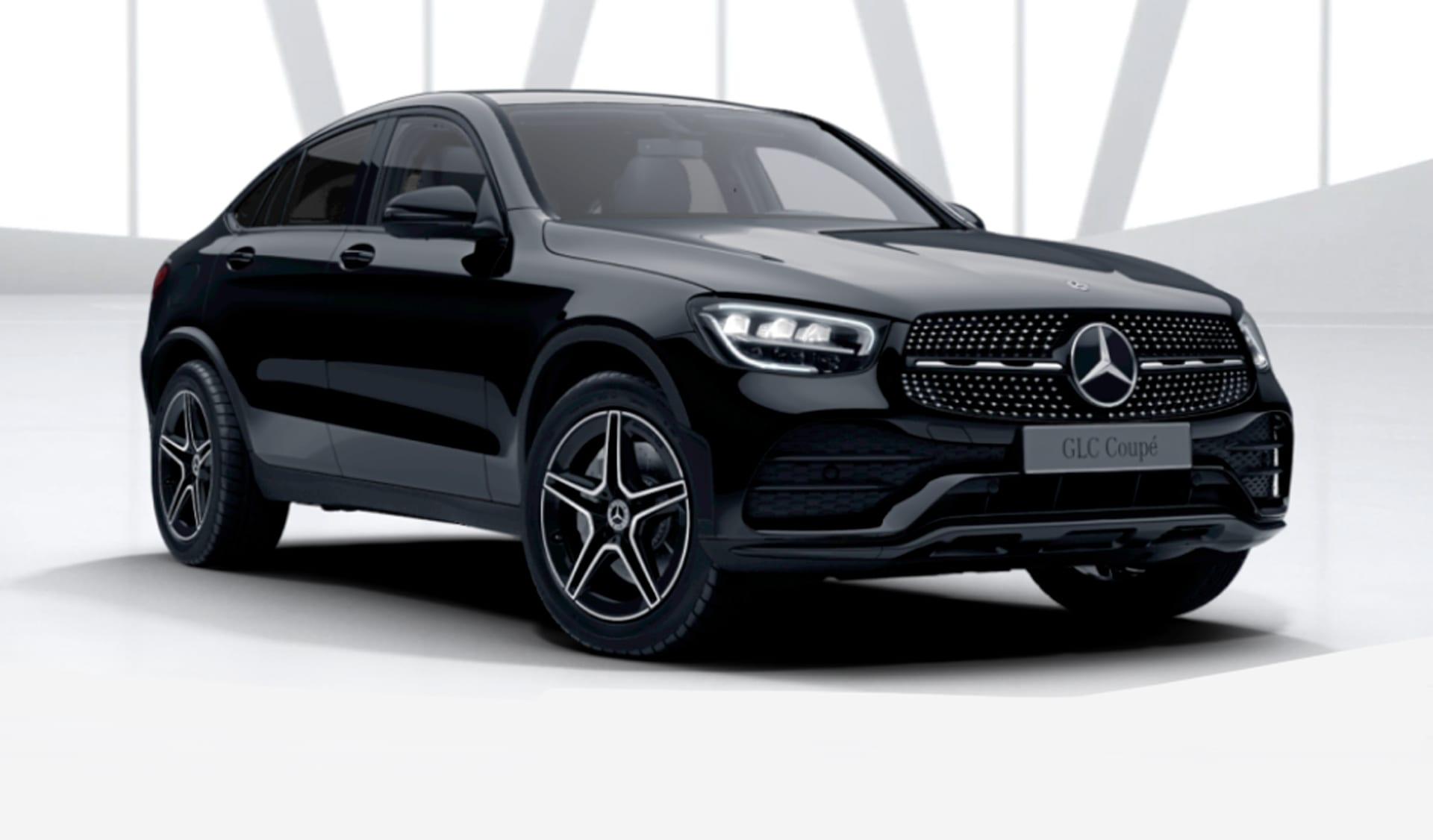 Mercedes-Benz GLC Coupe  0152620269