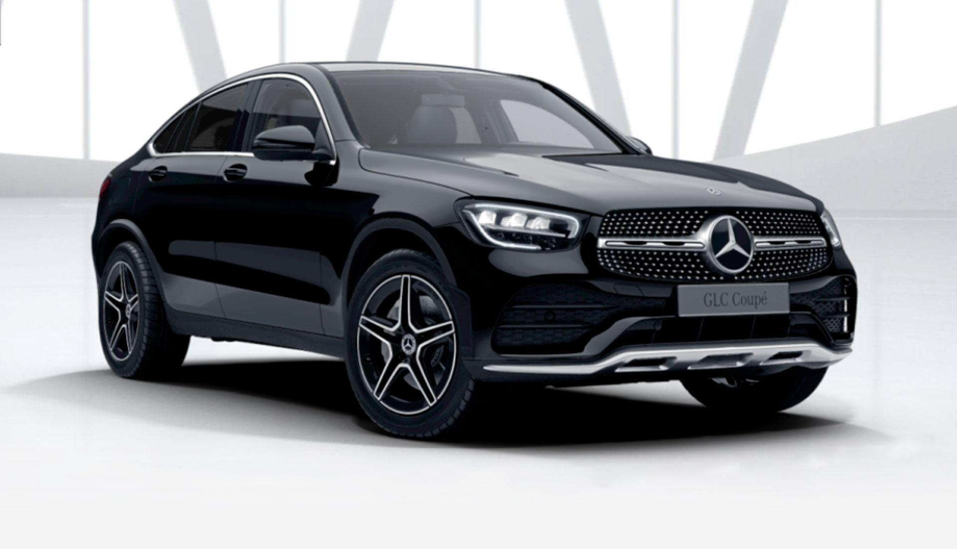 Mercedes-Benz GLC Coupe  0152623122