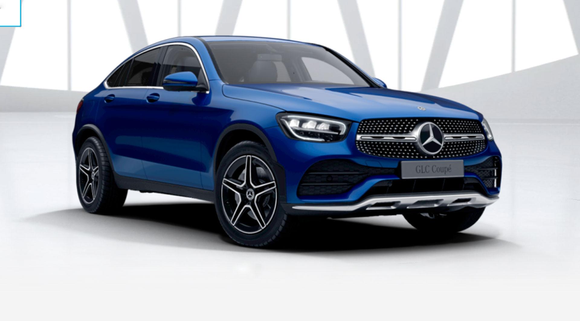 Mercedes-Benz GLC Coupe  0152630051