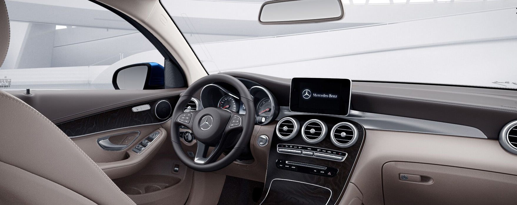 Mercedes-Benz GLC Coupe фото 4