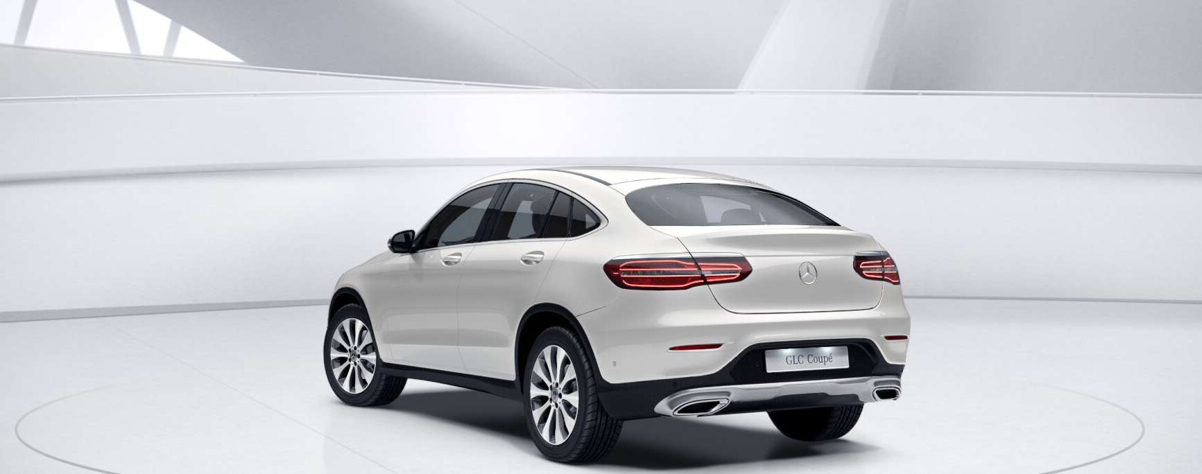Mercedes-Benz GLC Coupe фото 2