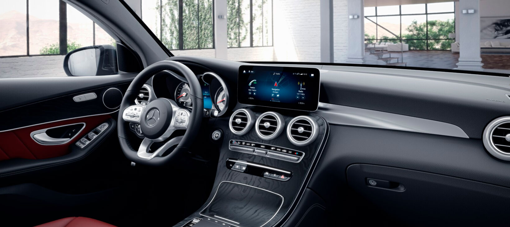 Mercedes-Benz GLC Coupe фото 5