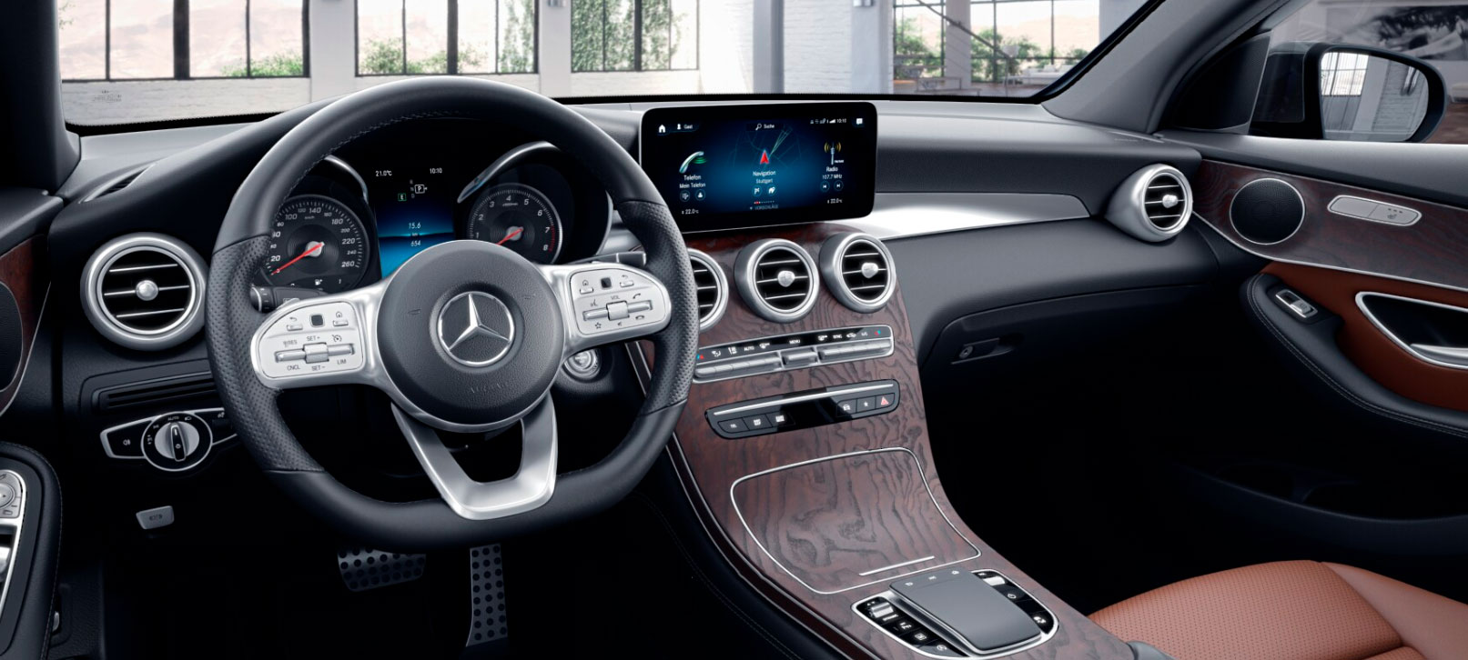 Mercedes-Benz GLC Coupe фото 3