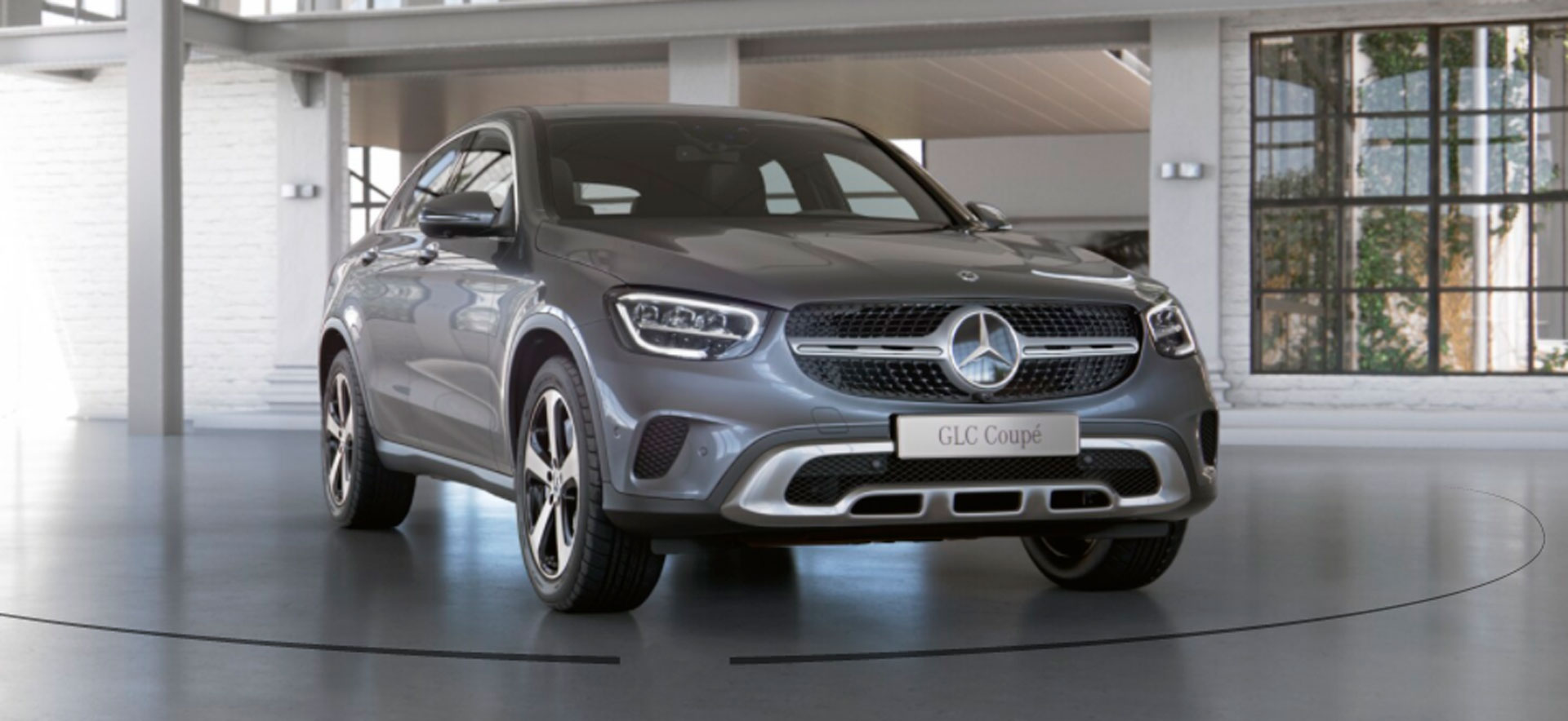 Mercedes-Benz GLC Coupe 52600370