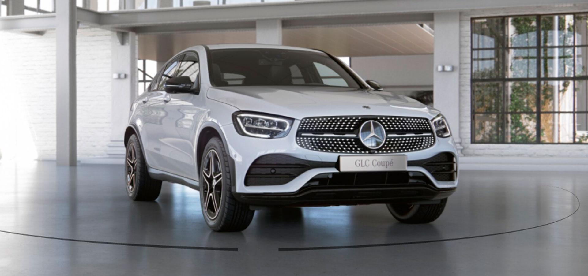 Mercedes-Benz GLC Coupe 52620137