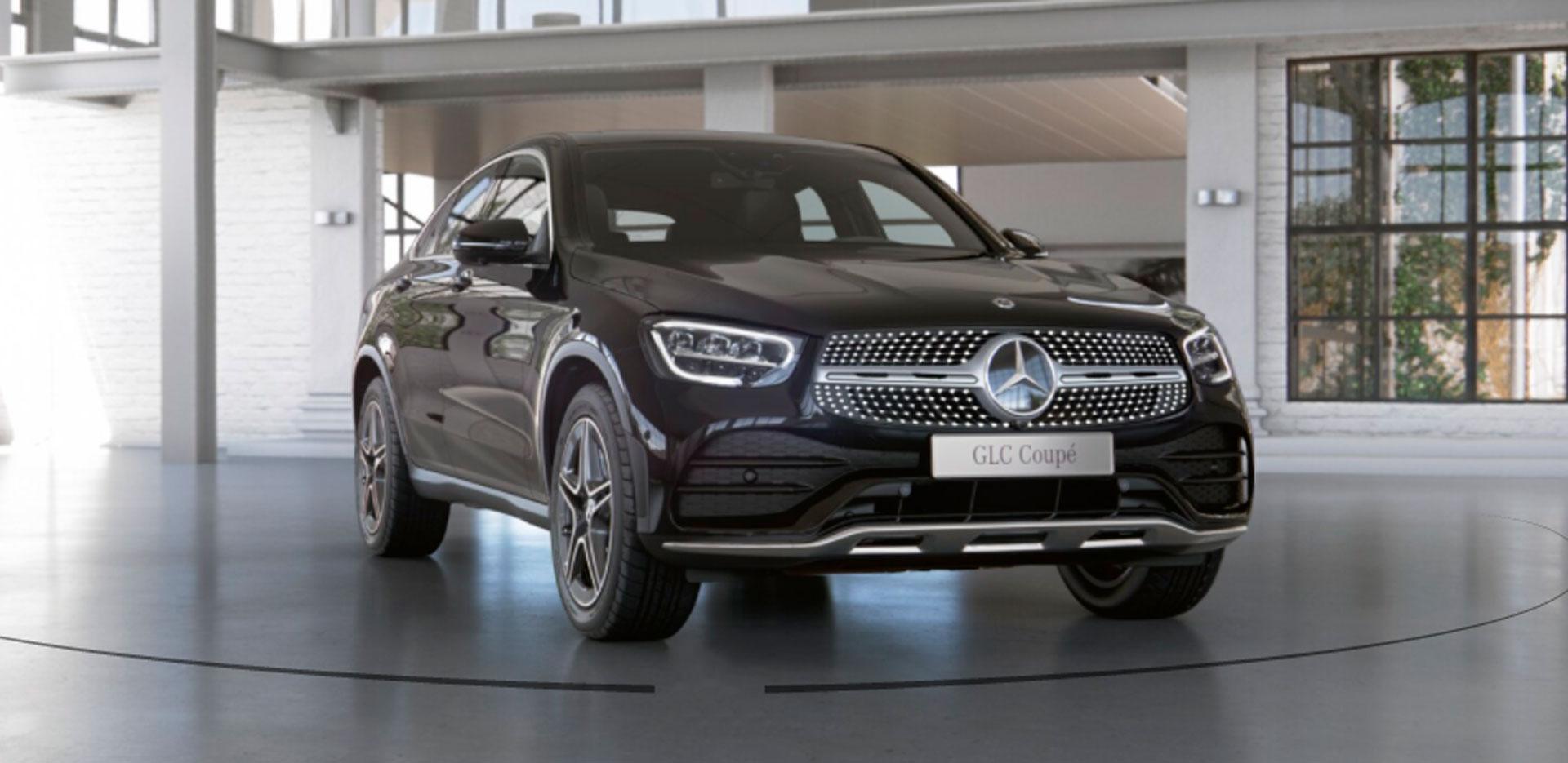 Mercedes-Benz GLC Coupe 52632055