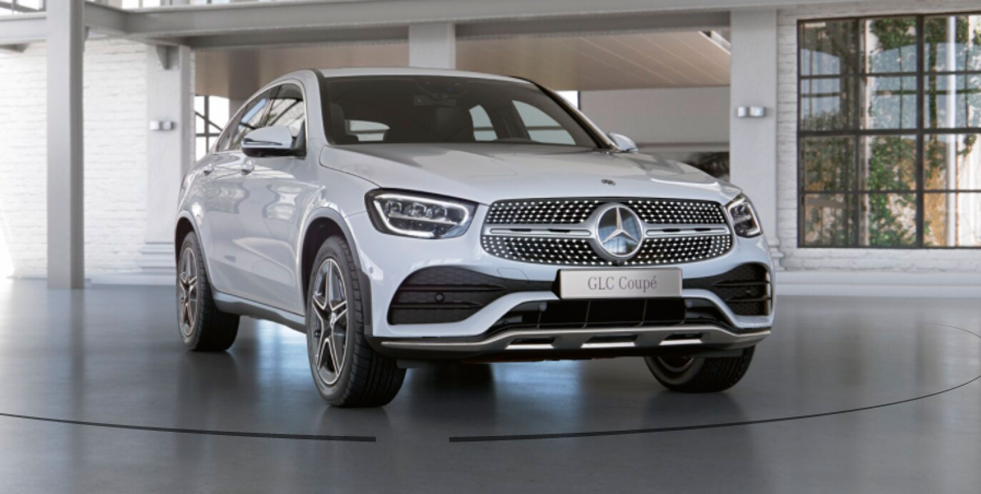 Mercedes-Benz GLC Coupe 52632056